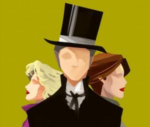 ارتجاع ویکتوریایی انگلستان، پیچیده در تار جورج الیوت