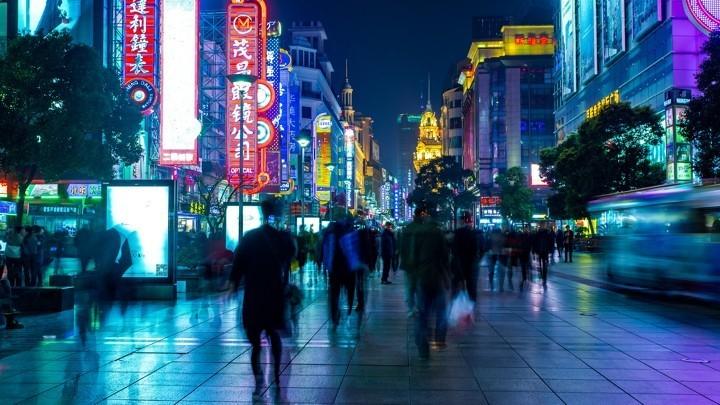 کتاب دویدن در خیابان های پکن
