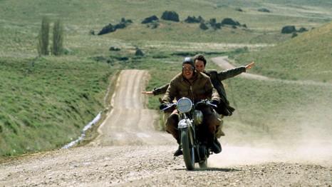 خاطرات سفر با موتور سیکلت