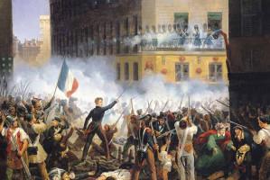 در خلال انقلاب فرانسه