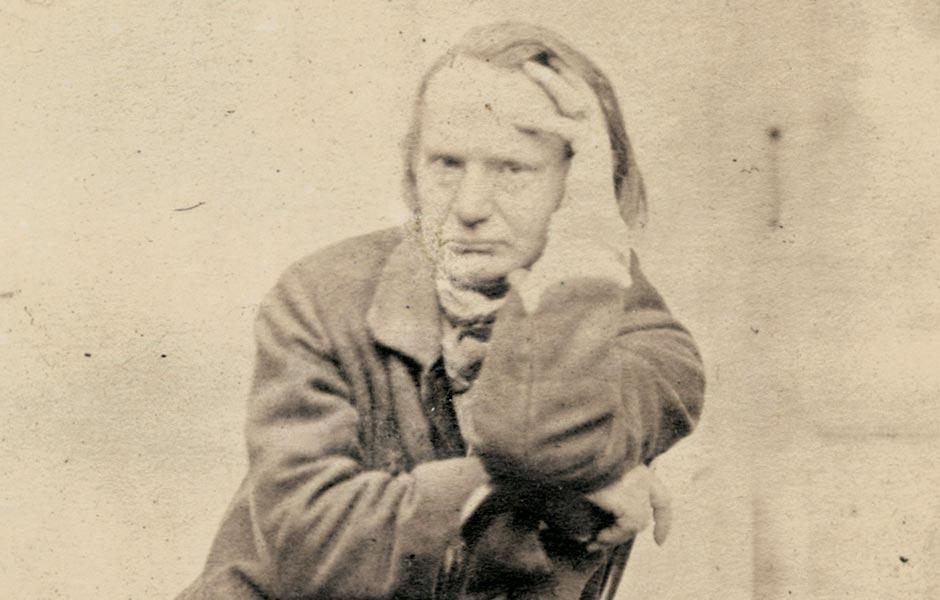 ویکتور هوگو نویسنده٬ شاعر و نمایشنامه نویس