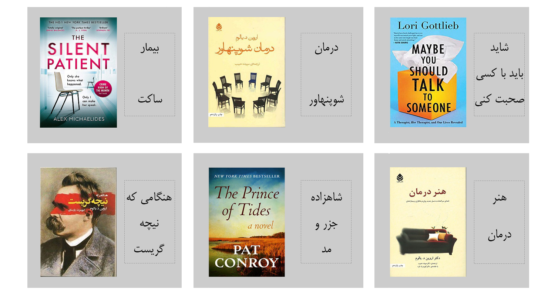 کتاب های روانکاوی