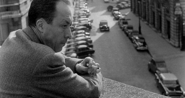 آلبر کامو پاریس ۱۹۵۷