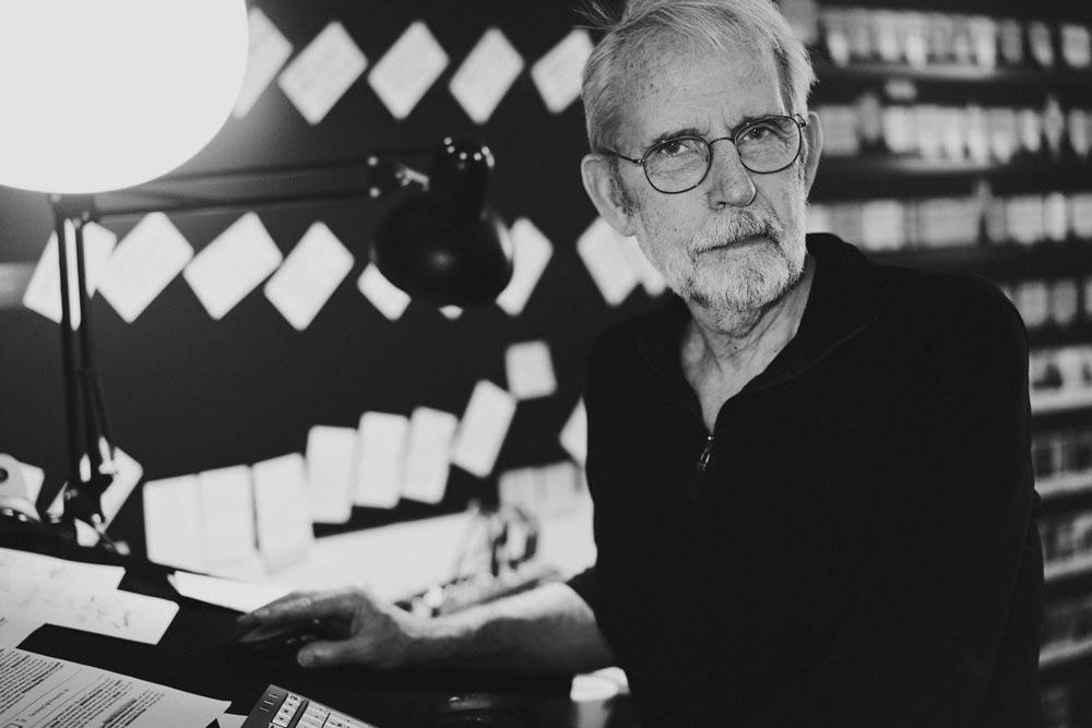 والتر مرچ تدوینگر، طراح صدا و فیلمساز آمریکایی