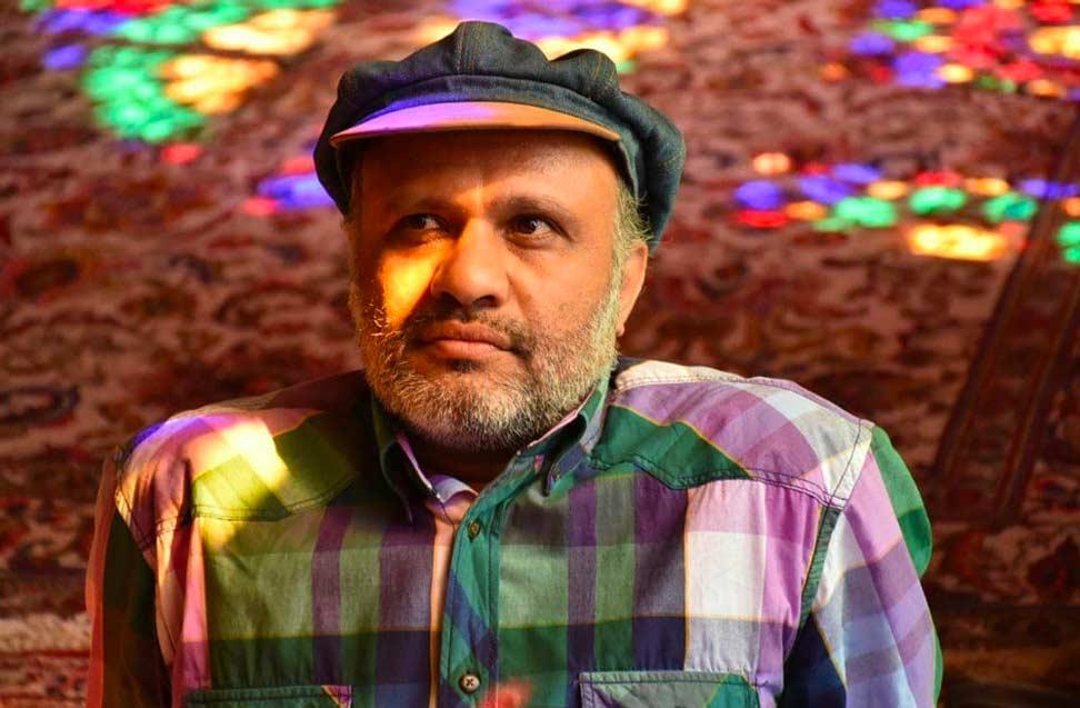 محمد حسن شهسواری نویسنده کتاب شهربانو