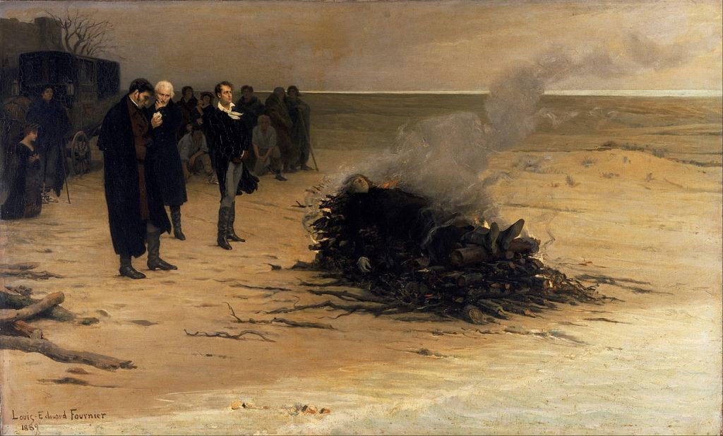 مرگ و مرگ کینکاس