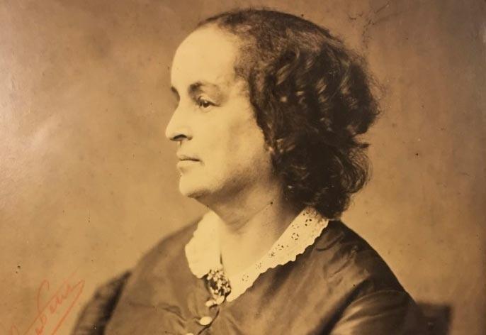 آدل فوشه همسر ویکتور هوگو
