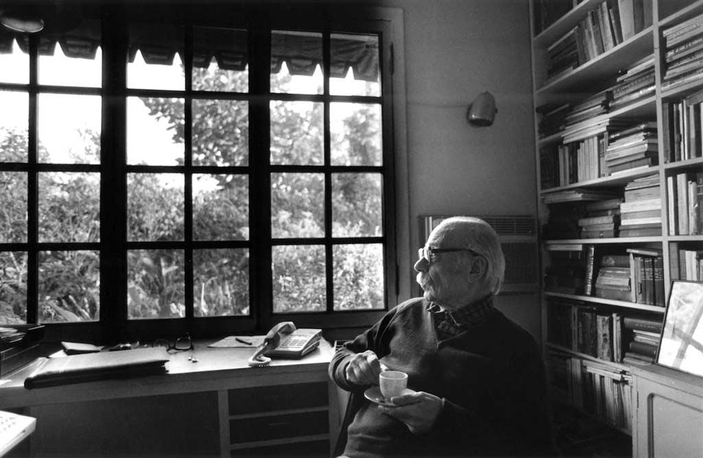 ارنستو ساباتو نویسنده و رمان نویس برجسته آرژانتینی